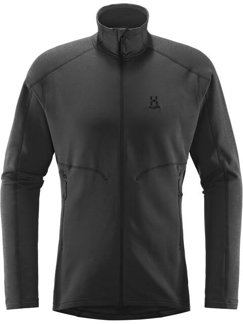 Haglöfs M's Heron Jacket Slate Solid